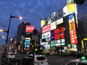 71札幌夜