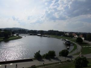 クラクフ23ヴィスワ川 (640x480)
