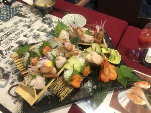 21小樽夕食